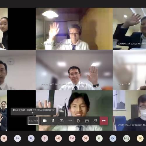 Япон улсын Сургалт, судалгааны хүрээлэнгийн хамтын ажиллагааны хүрээнд хамтарсан эрдэм шинжилгээний семинар амжилттай зохион байгууллаа